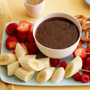Przygotowanie fondue