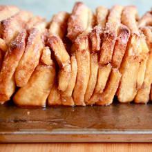 Przepis na chlebek cynamonowy