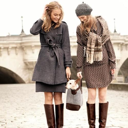 Modne trendy – jesień 2013