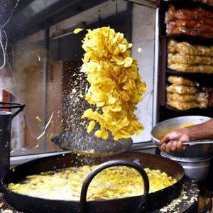 Przygotowanie chipsów