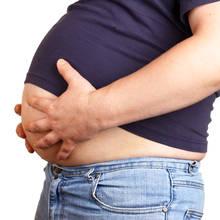 Co powoduje otyłość brzuszną?