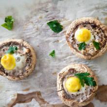 Jajka z pieczarkami – smaczna przekąska