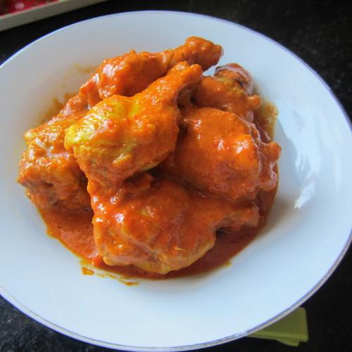 Kurczak w sosie pomidorowym w diecie Dukana