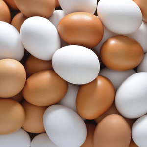 Jajka jako dodatek