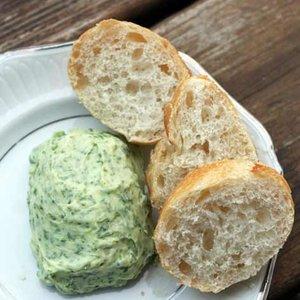 Masło pietruszkowe
