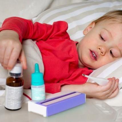 Leczenie anginy u dzieci