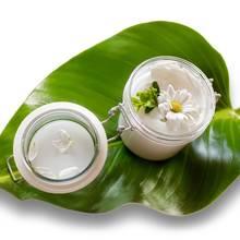Domowe kosmetyki z dodatkiem ziół