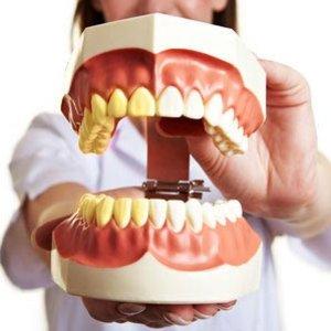 Regularne mycie zębów