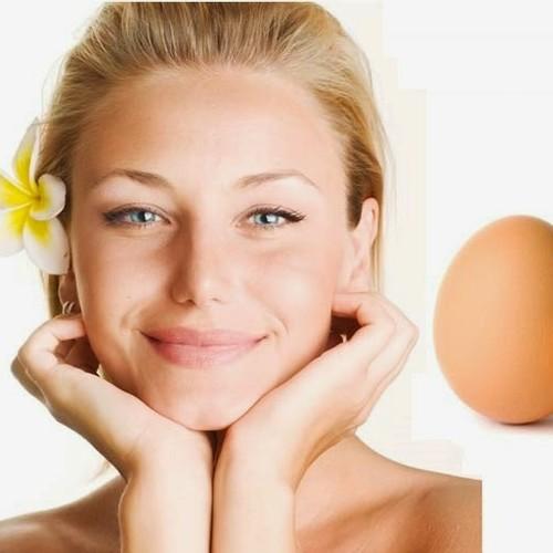 Jajeczne maseczki na włosy