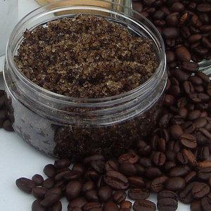 Peeling kawowy