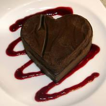 Ciasto-serce na Dzień Matki