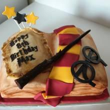 Urodziny dla dziecka w stylu Harry'ego Pottera