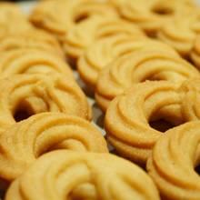 Ciasteczka maślane na Dzień Matki