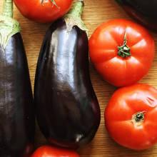 Wyśmienite pomidory prosto z grilla