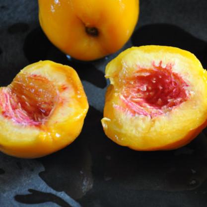 Ciekawe przepisy na grillowane brzoskwinie