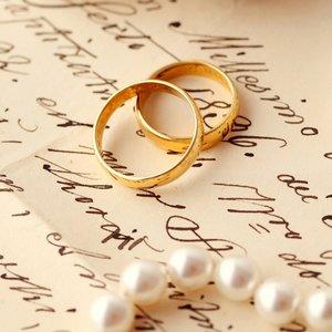 Poślubne formalności