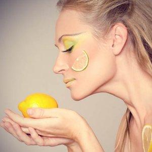 Cytryna i śmietana