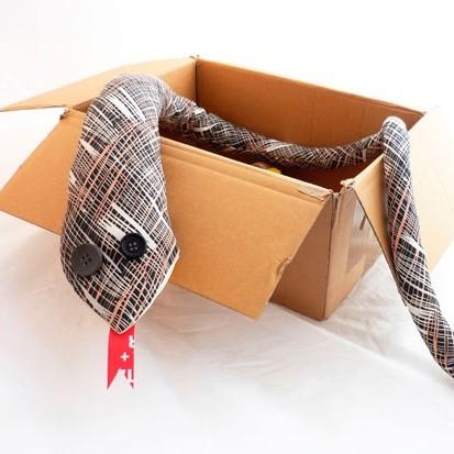 Prezent dla taty – wąż z krawata