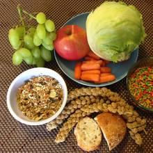 Jak wprowadzić warzywa, owoce i ziarna do swojej diety?