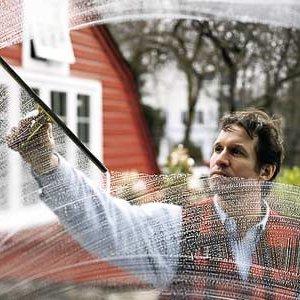 Mycie szyb okiennych – sposób pierwszy