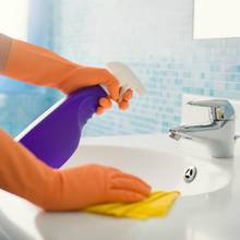 Jak sprzątnąć łazienkę w ciągu kwadransa?