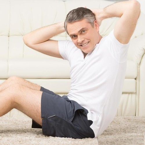 Jak trenować na kanapie?