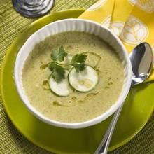 Jak przygotować zupę z cukinii?