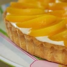 Doskonały deser – tarta brzoskwiniowa