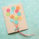 Jak przygotować kartkę urodzinową z balonami?
