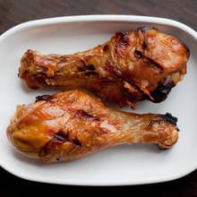 Pyszne grillowane udka z kurczaka