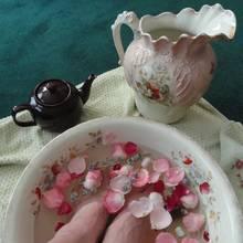 Kąpiel pielęgnacyjna dla suchej skóry