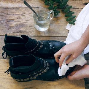 Jak dbać o buty zimą?