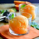 Sposób przygotowania sorbetu mandarynkowego