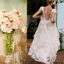 Dekoracja weselna na lato