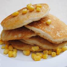 Oryginalne placki z kukurydzy
