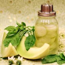 Skuteczny balsam łagodzący z ogórka i melona