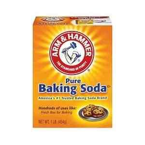 Soda oczyszczona i pasta do zębów