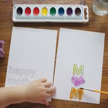 Jak zrobić kartkę urodzinową dla mamy?