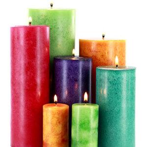 Z czego zrobić świece?