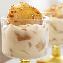 Dobry deser – mus gruszkowy z białą czekoladą