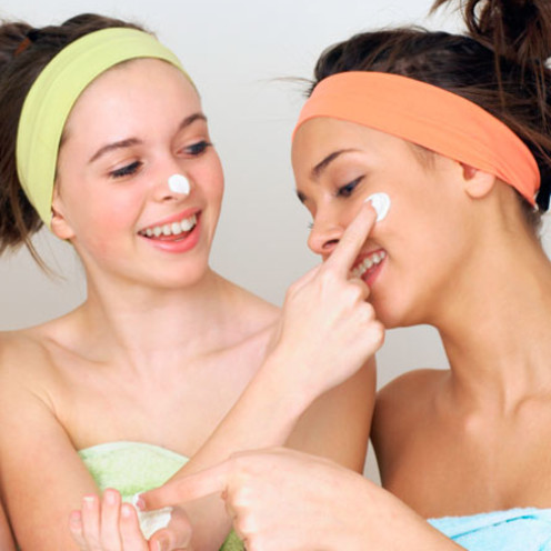 Jak dbać o skórę nastolatka?
