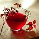 Zalety picia czerwonej herbaty