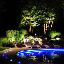 Jak zainstalować oświetlenie w ogrodzie?