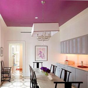 Jak należy pomalować sufit?