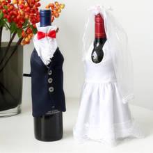 Jak ciekawie zapakować wino dla młodej pary?