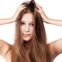 Domowa oliwka do nawilżania włosów