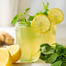 Jak przyrządzić lemoniadę o smaku imbiru?