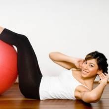 Ćwiczenia dla kobiety o sylwetce typu gruszka