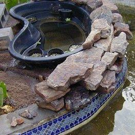 Inne metody uszczelniania małego oczka wodnego
