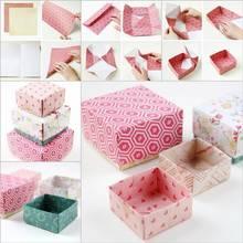 Sposób na ciekawe ozdobienie pudełka z drewna